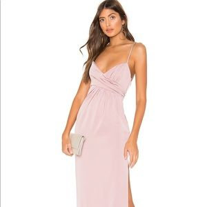 NBD pink event gown